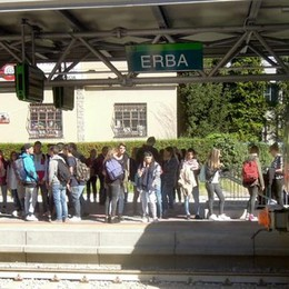 Treni, da Expo vantaggi a Erba   «Ma il servizio deve migliorare»