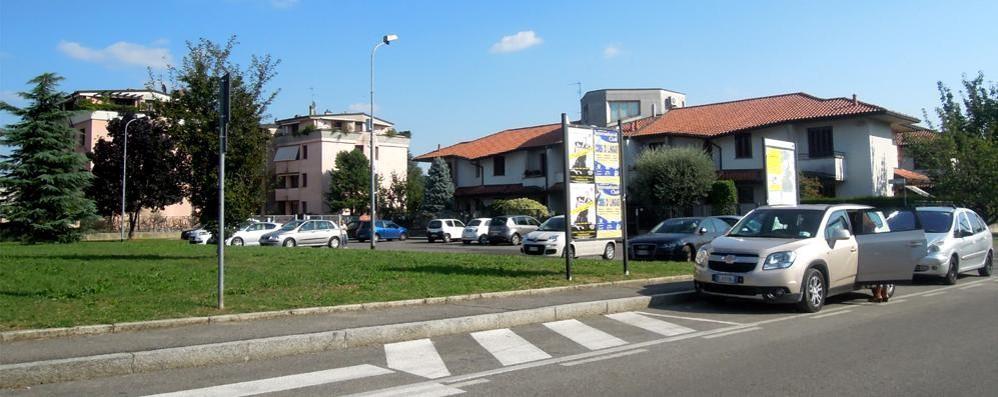 Parchi, Mariano tira dritto  Area verde in via Dell'Orto