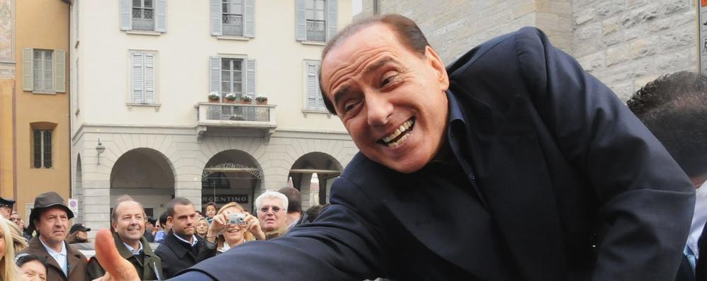Berlusconi torna in campo  E attacca Renzi da Vespa