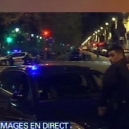 STRAGE A PARIGI  È un attacco terroristico  Decine di morti
