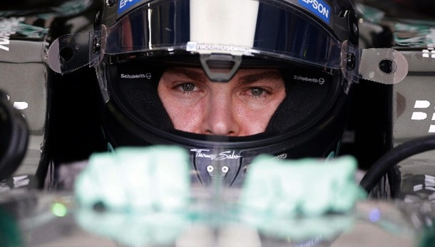 F1: Brasile, Rosberg in pole position
