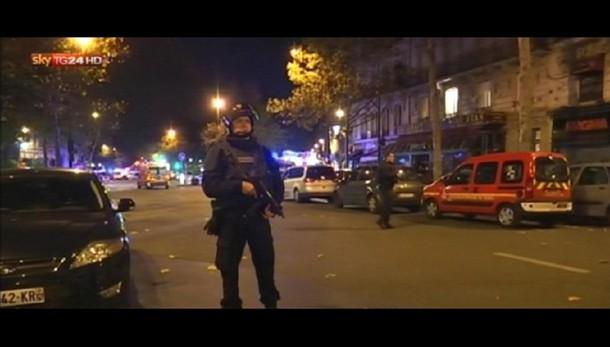 Parigi, due feriti italiani al Bataclan