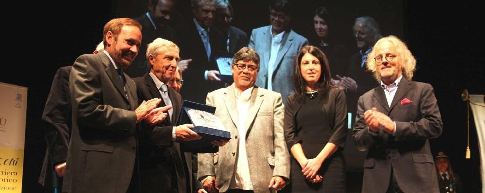 Sepulveda cittadino di Lecco  «Sono orgoglioso»