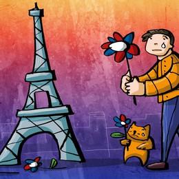 Parigi, la strage  spiegata ai bambini