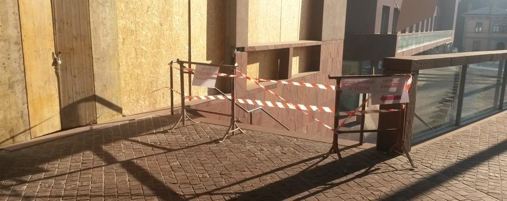 Olgiate, troppi infortuni  Chiusa la scalinata trappola