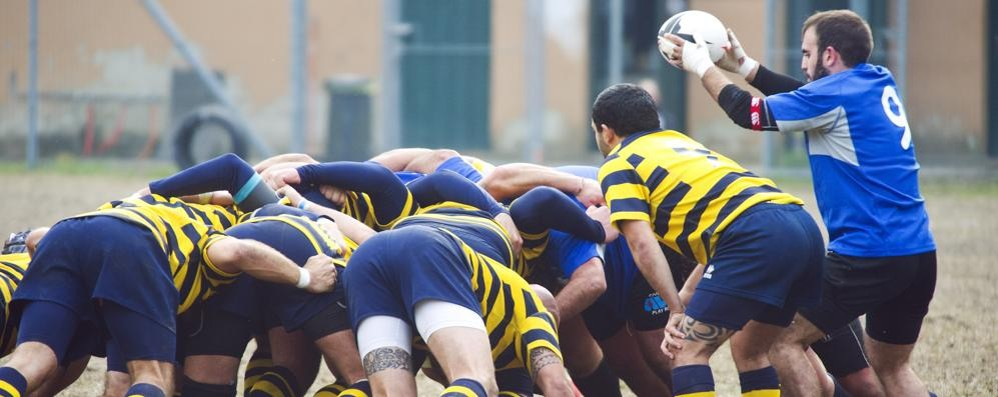 Il Cus Pavia non perdona Rugby Como ancora ko