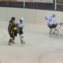 L'Hockey Como frena Tutti i numeri della B