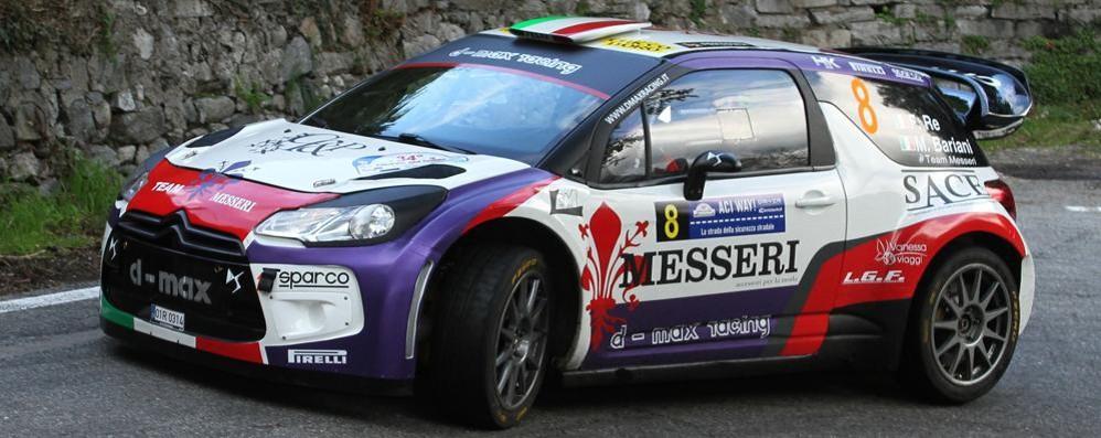 Scatta oggi il Monza Rally Show  con Valentino Rossi e piloti comaschi