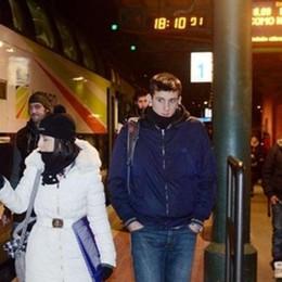 Sciopero dei treni   Disagi per i pendolari
