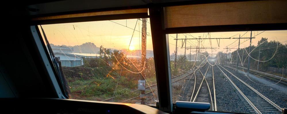I ferrovieri scioperano Treni pendolari a rischio