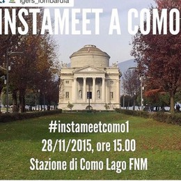"""Instagramers"". Il primo meeting made in Como"