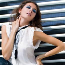 La bella storia di Anna  Dalla Valsassina  alla copertina di Vogue