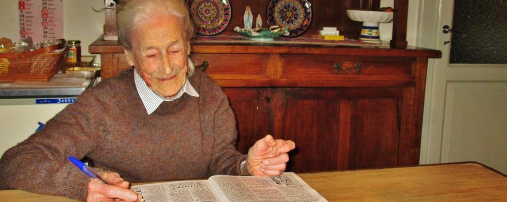 Agnese e Dina, 207 anni  In gamba come da ragazze