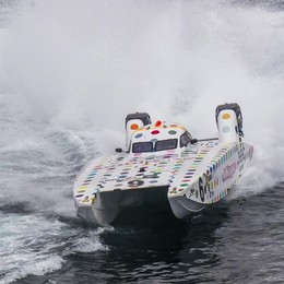 Yacht Club Como Nicolini, bronzo mondiale