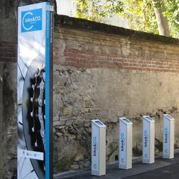 Cernobbio: al via  il bike-sharing