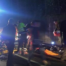 Lambrugo, appello dopo la tragedia  «Via Stoppani va resa più sicura»