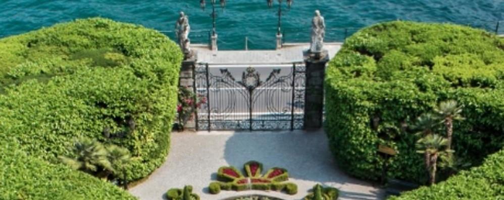 Albergatori a scuola di turismo  In tour nelle ville più belle del lago