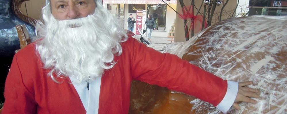 Erba, presi i vandali di piazza del Mercato  Incastrati dai video della sorveglianza