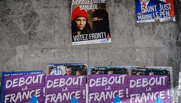 La Francia si prepara al ballottaggio