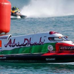 Carella e lo Yacht Club Como A caccia dell'argento in F1