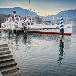 """Il lungolago ritrova il """"Patria"""" Visite a bordo e due mostre"""