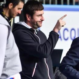 Cantù, Bazarevich il nuovo coach Ma domenica sarà Brienza l'allenatore