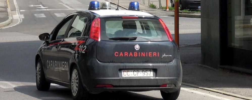 Scontro a Cantù, due feriti