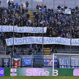 Como, i tifosi non mollano Un pullman a La Spezia