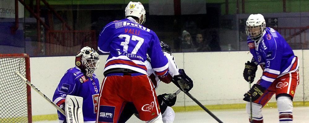 Sprofondo Hockey Como È penultimo in classifica