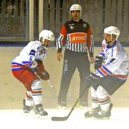 Hockey Como, a Chiavenna non è mai una partita normale