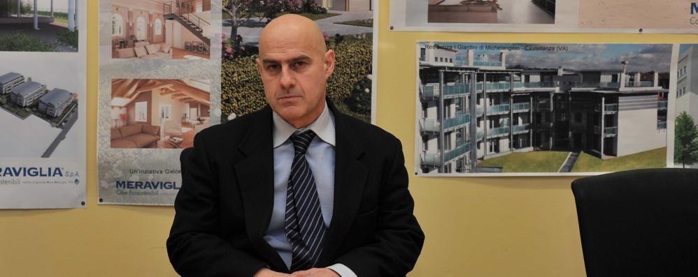Lutto nel mondo delle imprese  È scomparso Sergio Meraviglia