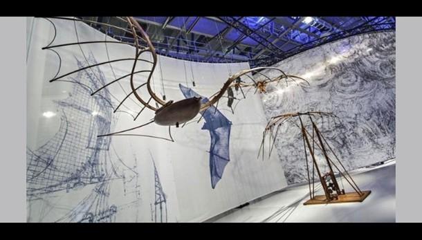 Il genio di Leonardo in mostra a Londra