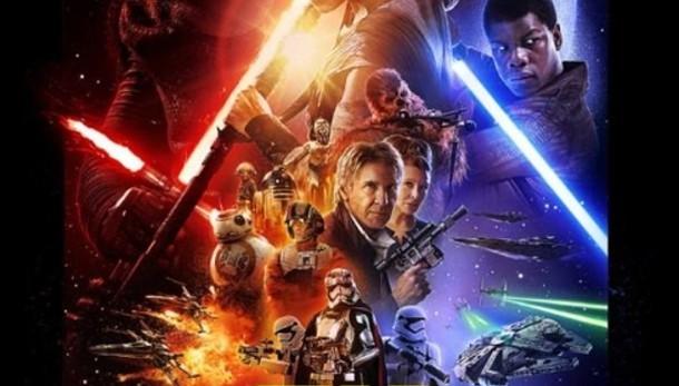 Incassi: Star Wars continua a dominare