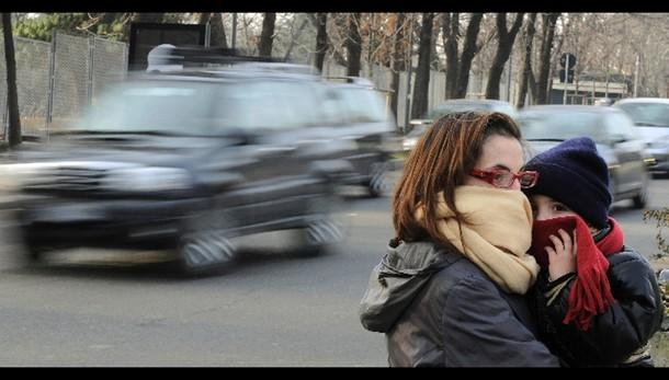 Smog: targhe alterne Roma, oggi e domani