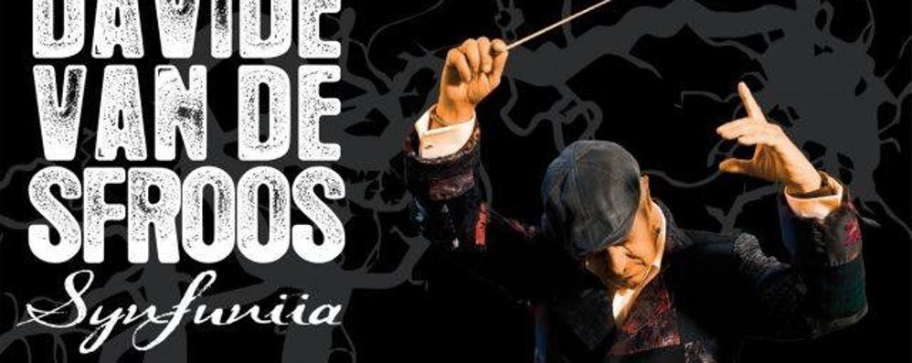 "La ""Synfuniia"" di De Sfroos Nuovo disco dal 4 dicembre"