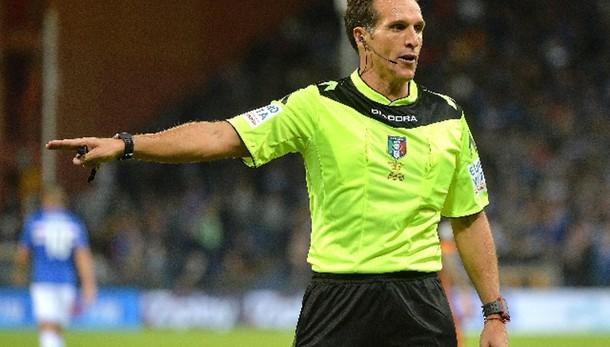Serie A: a Banti Lazio-Juventus