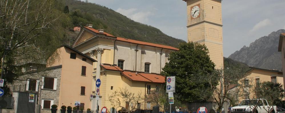 Incursione dei ladri a Porlezza  Mentre il parroco celebra messa