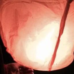 Voli vietati per le lanterne cinesi  C'è la siccità, si rischiano incendi