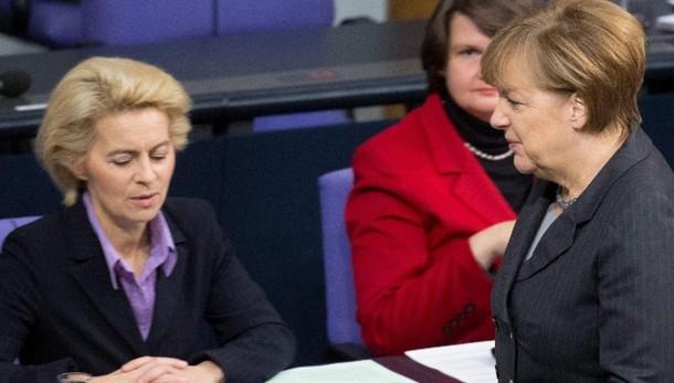 Isis: ok Bundestag missione militare