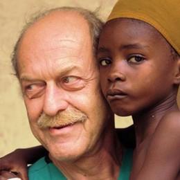 Medico comasco  salva bimba in Togo
