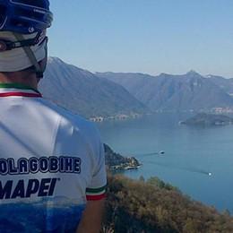 «Portiamo i turisti  a spasso sul lago in bici»