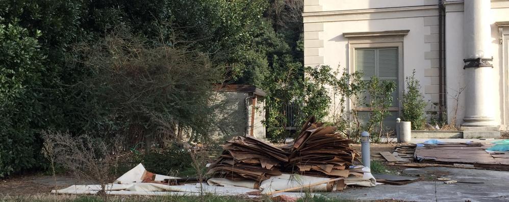 «Villa Geno è isolata Serve almeno un milione»