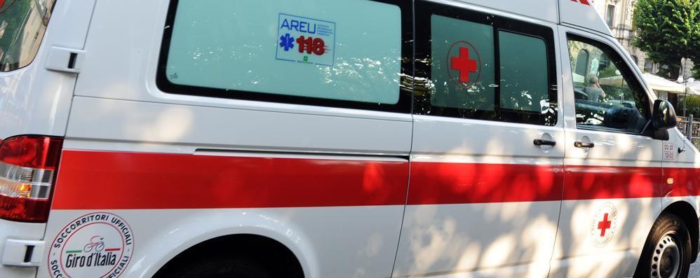 Incidente in via Varesina  Ferita bambina di 6 anni