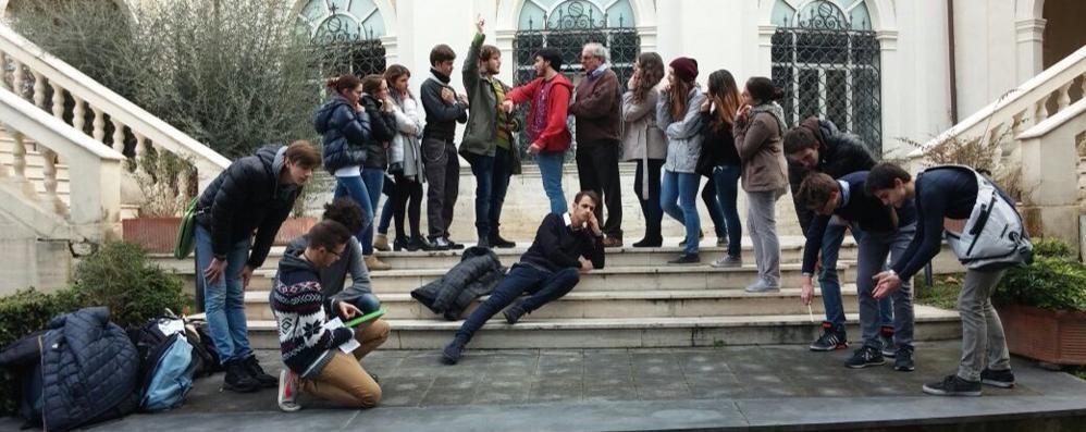"""Matematici con l'hobby della filosofia  Successo del """"Fermi"""" a Roma"""