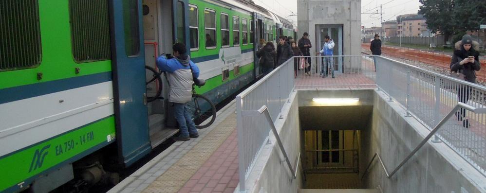Erba: «Vogliamo un treno diretto per Como»