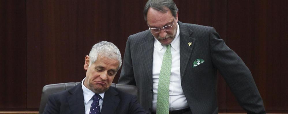 Galli, spese pazze in Regione  Quarta condanna dalla Corte dei conti