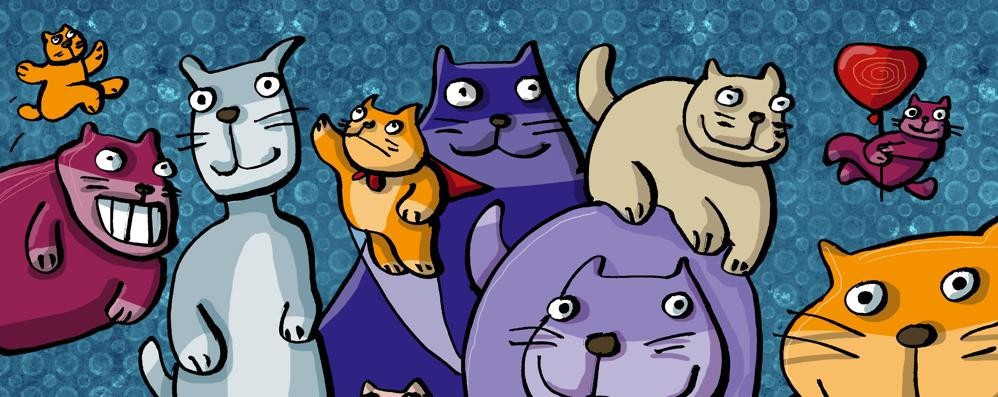 Gatti in festa  Oggi è la loro Giornata