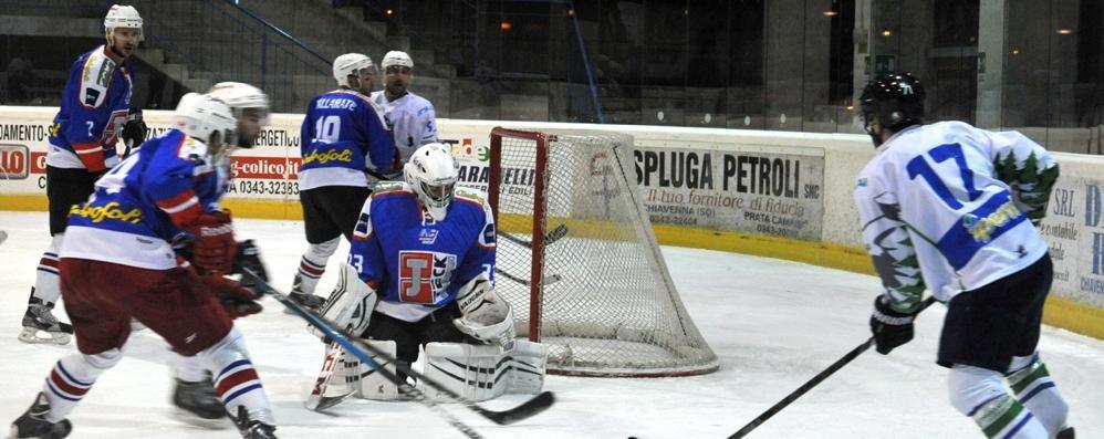 Hockey Como Ora o mai più