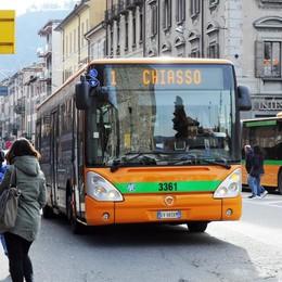 Como: bus e parcheggi  La beffa e il caos