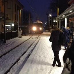 Caos sulla Chiasso-Como-Milano  Riaperto un binario ma ancora disagi